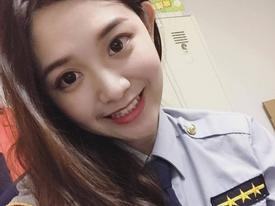 Nữ cảnh sát xinh đẹp phải khóa instagram vì bất ngờ nổi tiếng
