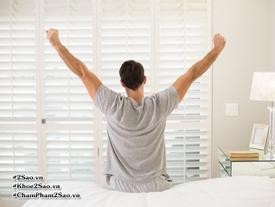 5 việc bạn cần làm khi bắt đầu một ngày mới để duy trì cơ thể khỏe mạnh