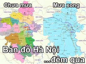 Chả mấy chốc, bản đồ Hà Nội sẽ thành thế này