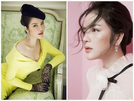 Học cách đeo kim cương đẹp như 'mỹ nhân triệu đô' Lý Nhã Kỳ