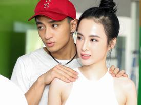 Rút khỏi 'Mối tình đầu của tôi', Angela Phương Trinh và Hữu Vi thành đôi trong 'Glee' bản Việt