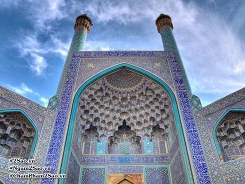 Chiêm ngưỡng nhà thờ Hồi giáo đẹp nhất trên thế giới