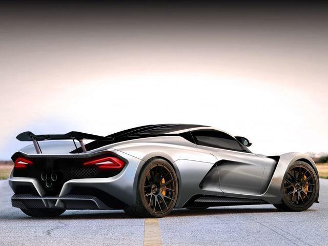 Hennessey lại thách đấu tốc độ với siêu xe đầu bảng Bugatti Chiron