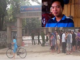 Nghi phạm sát hại bảo vệ trường học bị bắt