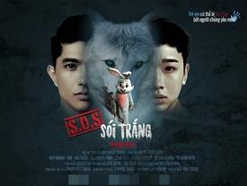 'S.O.SSói Trắng': Bước thụt lùi đáng thất vọng của điện ảnh Việt