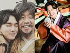 Loạt ảnh hậu trường dễ thương của mỹ nam Yoo Seung Ho trong 'Mặt nạ quân chủ'