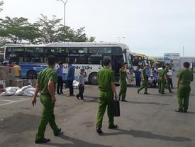 Nam thanh niên tử vong bất thường trên xe khách vào Đà Nẵng