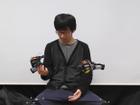 Đôi tay robot giúp làm nhiều việc cùng lúc