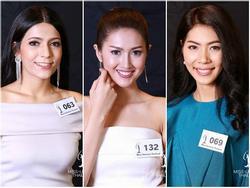 Thí sinh Hoa hậu Hoàn vũ Thái Lan khiến cư dân mạng hết hồn vì xấu không lối thoát