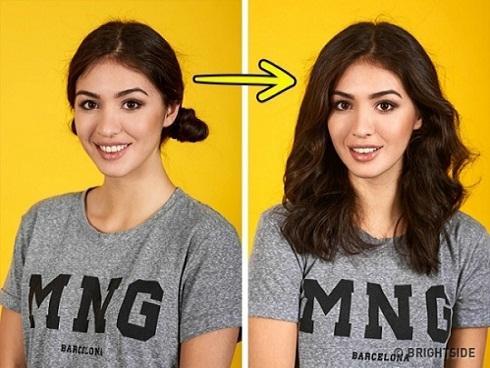 Mách nhỏ bạn 9 mẹo giúp mái tóc mỏng hóa dày, bồng bềnh cuốn hút
