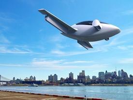 Ô tô bay được bán vào 2020