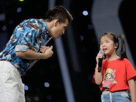 Vietnam Idol Kids: Quốc Thiên hướng dẫn Thu Uyên 'con gái'