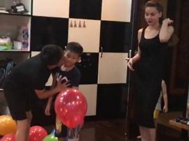 Hồ Ngọc Hà và Cường Đô La tái hợp riêng tư mừng sinh nhật con