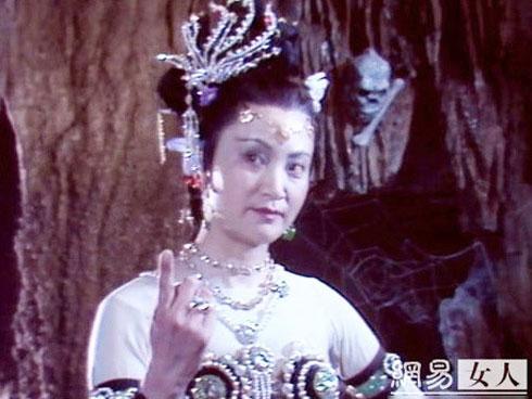 Lý do 'Bạch Cốt Tinh' Dương Xuân Hà tẩy chay ê-kíp 'Tây du ký 1986'