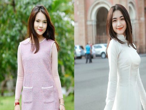 Những cô em gái 'vừa xinh vừa tài' của các MC truyền hình nổi tiếng