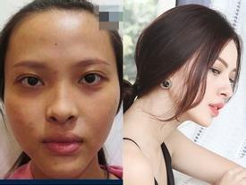Tú Hảo The Face dập tan tin đồn phẫu thuật thẩm mỹ