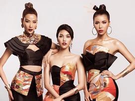 Sẽ ra sao nếu 3 huấn luyện viên The Face 2017 đụng độ trong một cuộc thi hoa hậu?