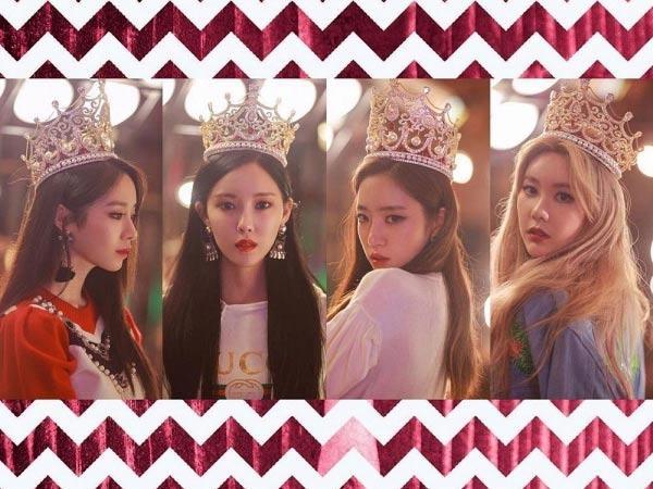Chỉ cần phát hành đúng 1 album, T-ara chiếm trọn 'spotlight' nửa đầu năm 2017