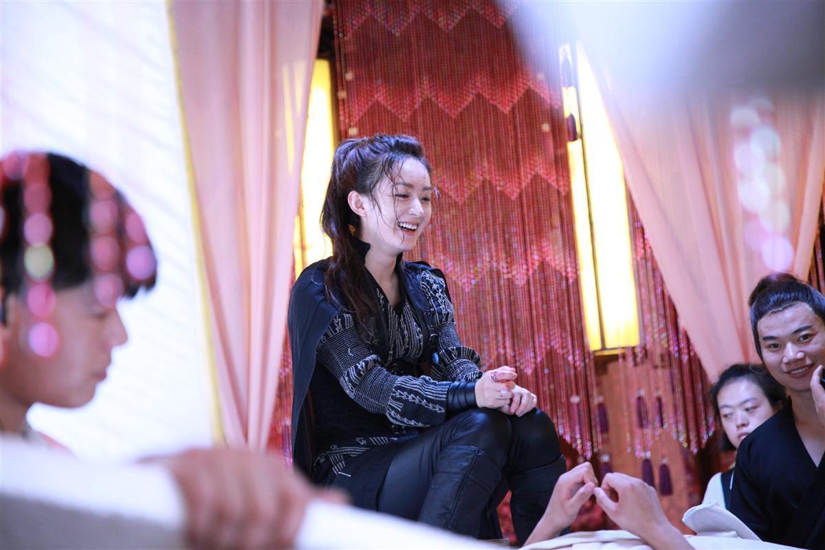 ảnh hậu trường phim hot Hoa ngữ - 7