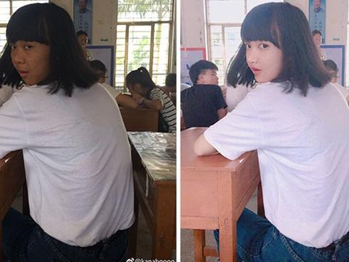 Sự thật về những hot girl xinh đẹp trên mạng xã hội