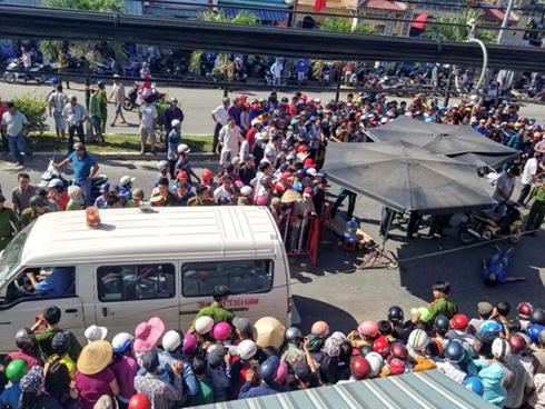 Một người đàn ông 31 tuổi bị bắn vào đầu chết giữa đường ở Khánh Hòa