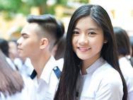Những nữ sinh xinh đẹp tại kỳ thi THPT Quốc gia khiến nhiều người 'ngẩn ngơ'