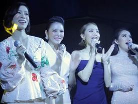 Lý Nhã Kỳ bất ngờ tổ chức sinh nhật cho Xa Thi Mạn tại Việt Nam