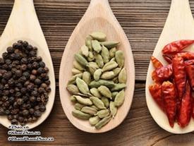 Gia vị - phải chọn loại tốt nhất cho sức khỏe của bạn