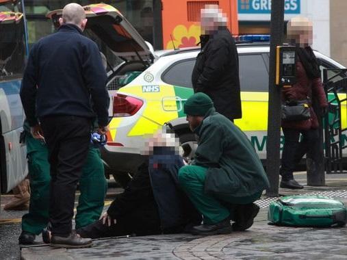 Anh: xe ô tô đâm vào người đi bộ ở Newcastle, nhiều người chết