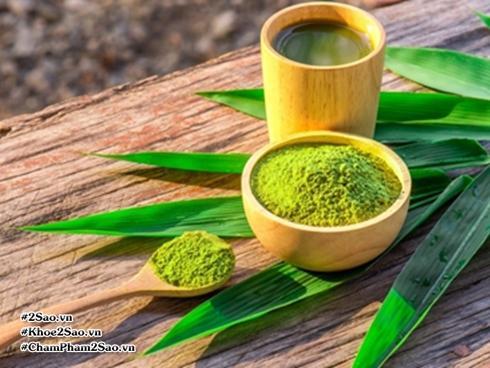 'Tất tần tật' những bí mật cần biết về tác dụng của bột trà xanh với sức khỏe