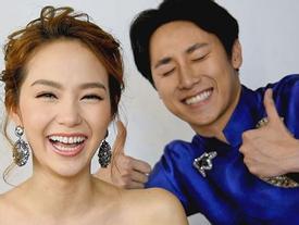 Rocker Nguyễn tiết lộ lý do sợ hãi khi làm việc chung với Minh Hằng