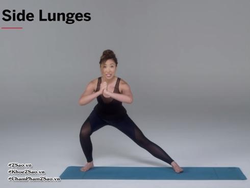 Cảm nhận sự thay đổi của đôi chân chỉ sau một tháng với những bài tập này