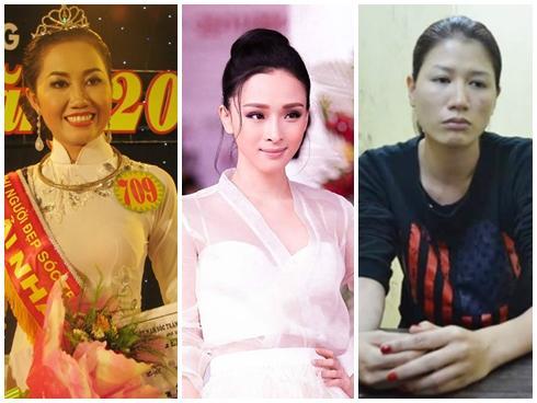 Trước Hoa hậu Phương Nga, nhiều mỹ nhân Việt cũng tiêu tan sự nghiệp vì tù tội