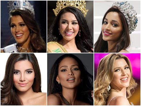 Nhan sắc top 10 'Hoa hậu của các hoa hậu 2016' đẹp ám ảnh người xem
