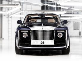 Rolls-Royce Sweptail - Chiếc xe hơi đắt nhất thế giới