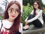 Tin sao Việt: Hoa hậu Thu Thảo 'trải nghiệm những ngày ở quốc gia hạnh phúc'