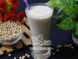 Không ngờ làm sữa đậu nành lại nhanh và đơn giản như thế này, thực sự rất ngon