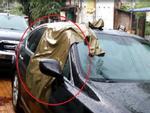 Đập cửa xe Lexus lấy trộm 5 tỷ đồng
