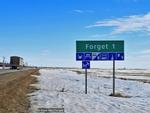 Thị trấn Forget ở Canada - nơi thời gian lãng quên