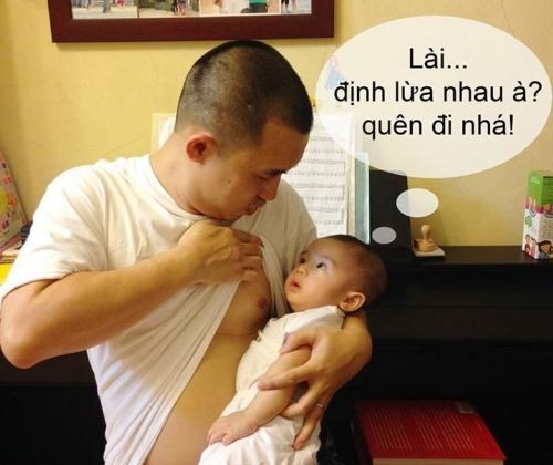 Tổng hợp những mẩu truyện cười hay nhất ngày gia đình Việt Nam