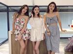 Ba chị em U50 nổi tiếng trên mạng vì trẻ như gái đôi mươi