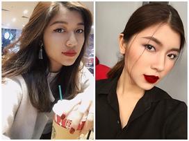 Cận cảnh vẻ đẹp của thí sinh tự tin 'không dao kéo' tại The Face 2017