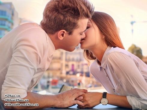 Những sự thật 'điên khùng' về nụ hôn có thể bạn chưa biết