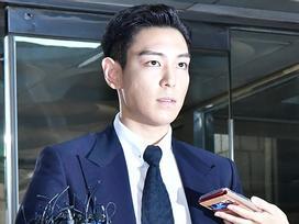T.O.P xuất hiện tại tòa án cho phiên xét xử đầu tiên