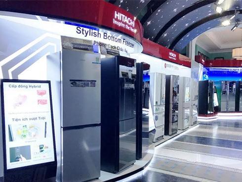 Hitachi 'nâng tầm cuộc sống' với sản phẩm gia dụng mới