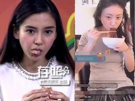 Khi mỹ nhân Hoa ngữ hồn nhiên ăn uống bất chấp hình tượng