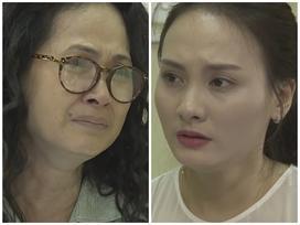 'Sống chung với mẹ chồng' tập 33: Mẹ chồng rơi nước mắt xin lỗi con dâu cũ