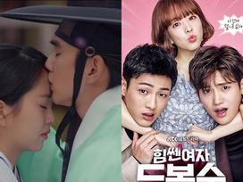 Top 6 phim truyền hình Hàn ăn nên làm ra nhất nửa đầu năm 2017