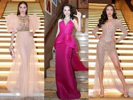 Hồ Ngọc Hà soán ngôi nữ hoàng mặc đẹp với đầm nửa tỷ trên thảm đỏ tuần này