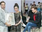 Giọng hát Việt nhí: Fan vào hậu trường tặng quà cho Hương Tràm, Soobin uống trà sữa cầm hơi